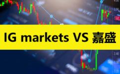 外匯經紀商IG markets、嘉盛和福匯比較,哪家更勝一籌?