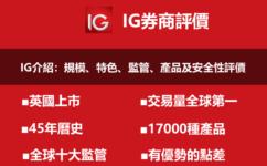 全球規模最大外匯交易商:IG Markets開戶流程、出入金手續費、監管及安全性評價