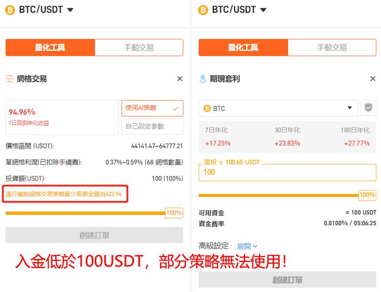 Pionex(派網)USDT入金充值流程